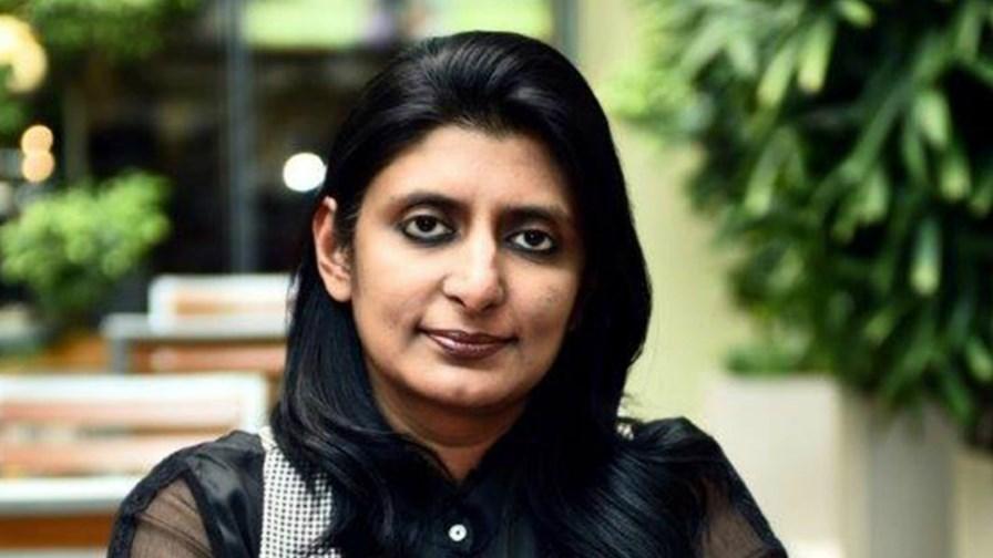 Marmeen Mehta, Global CIO of Bharti Airtel  Source: TM Forum
