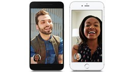 Happy smiling people: Google launches its video calling app for Android