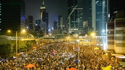 Hong Kong protests highlight peer-to-peer mobile - could it really be a 'good thing'?