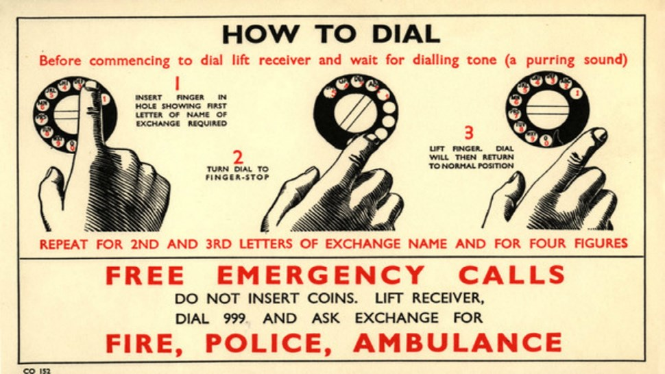 how to dial