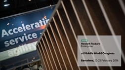 Hewlett Packard Enterprise at Mobile World Congress 2016: closing highlights