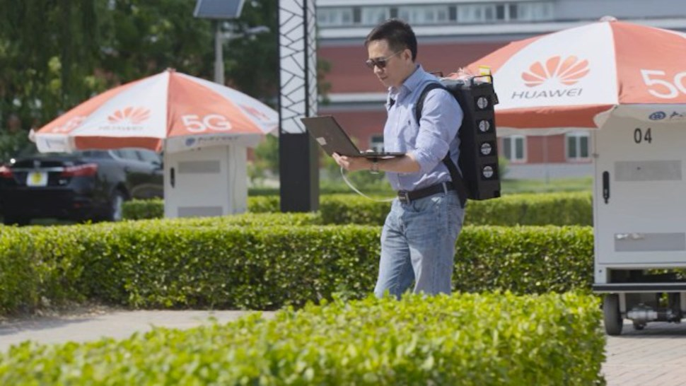 Huawei 5G testing