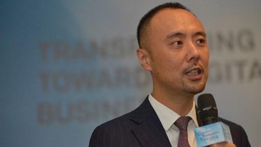 Ali Shi, President, Huawei Software Business Unit © Huawei