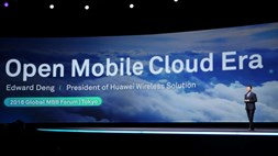 "Huawei predicts ""all cloud"" mobile networks and previews indoor small cell"