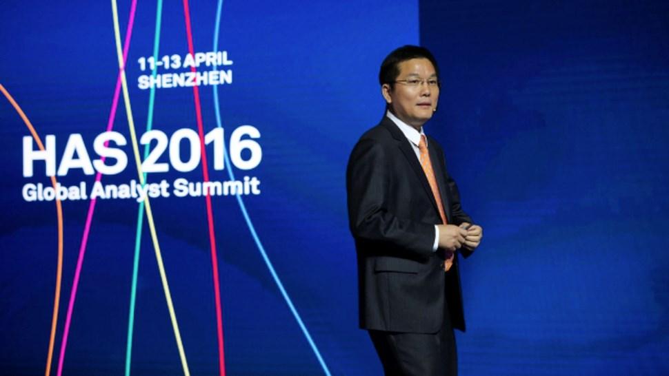 Huawei IoT Patrick Zhang