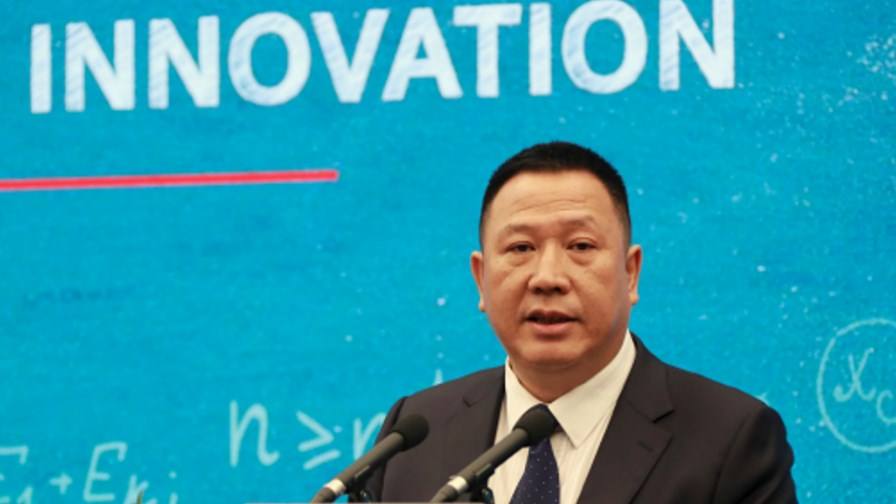 Song Liuping, Huawei's chief legal officer     Source: Huawei