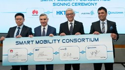 Driving smart mobility in Hong Kong