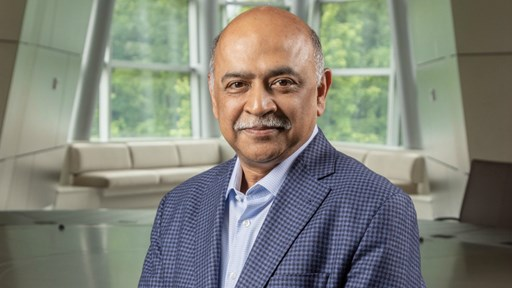 IBM Chairman and CEO Arvind Krishna