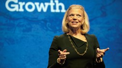 For IBM, the future is cloudy, and that's no bad thing