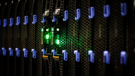IBM data centre © Flickr/cc-licence/Bob Mical