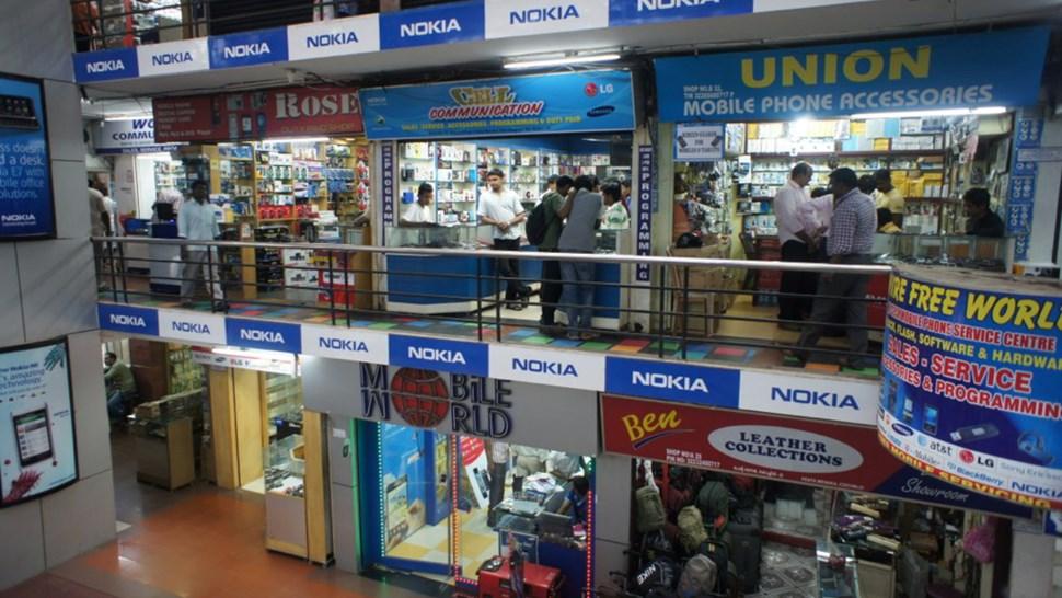 India Nokia