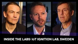 Inside the Labs: IoT Ignition Lab, Sweden