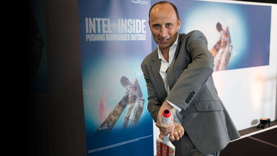 Intel-Cricket-Nasser Hussain