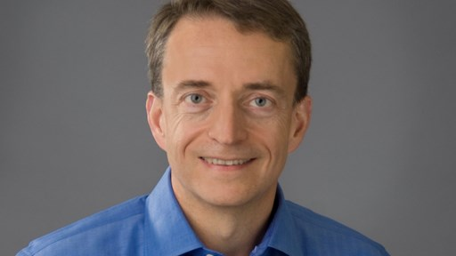 Pat Gelsinger, the new CEO at Intel