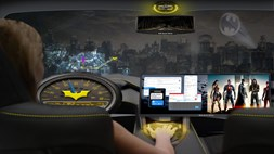 Fancy a drive in your very own Intel-inside Batmobile?
