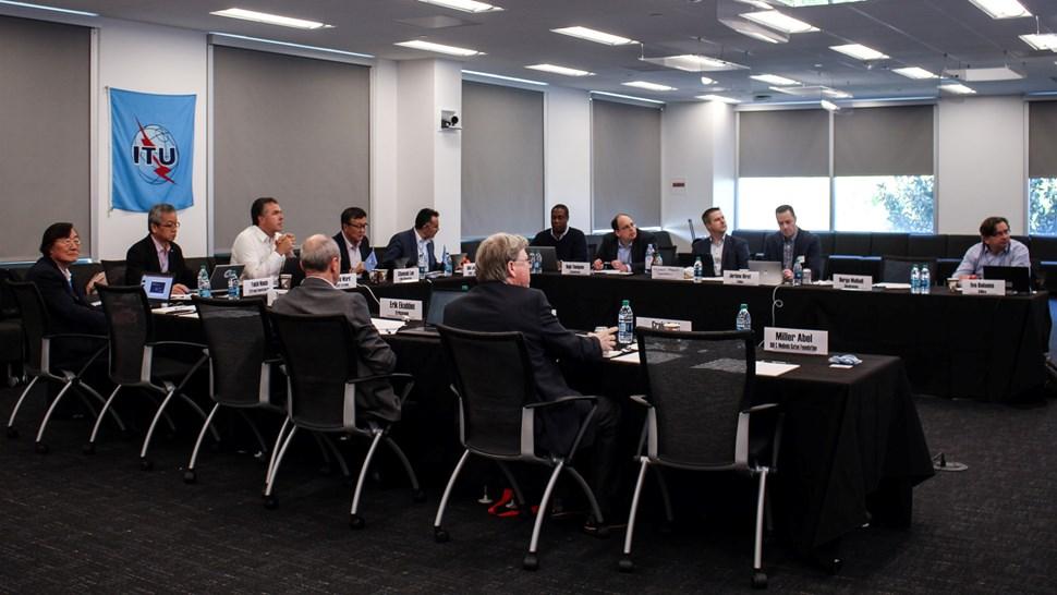 ITU USA CTO meeting
