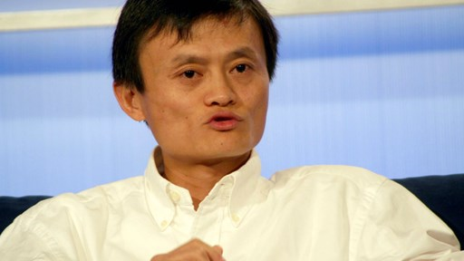 Jack Ma of Alibaba    © jdlasica (CC BY 2.0)
