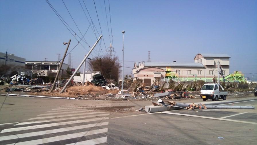 © Flickr/cc-licence/Yuichiro Haga - Japan's 2011 earthquake