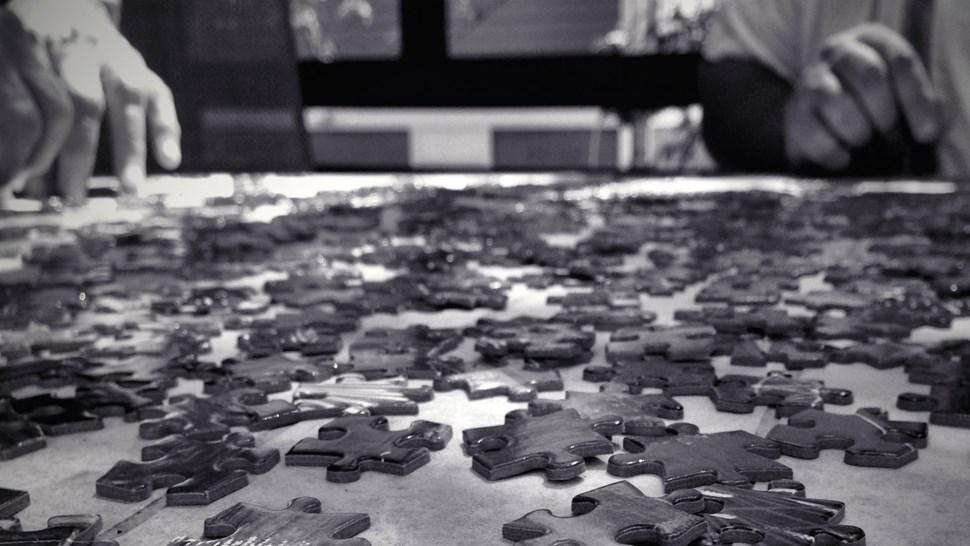 jigsaw puzle