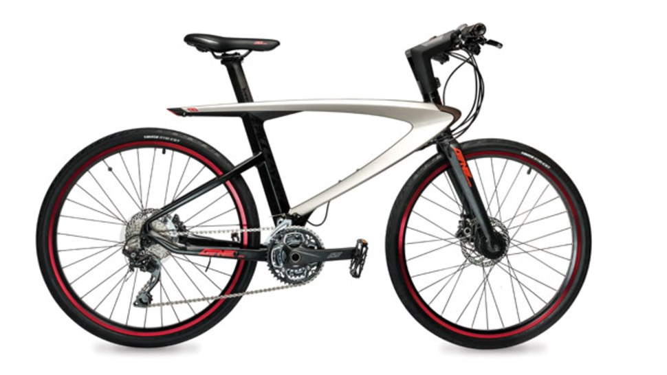 leeco connected super bike