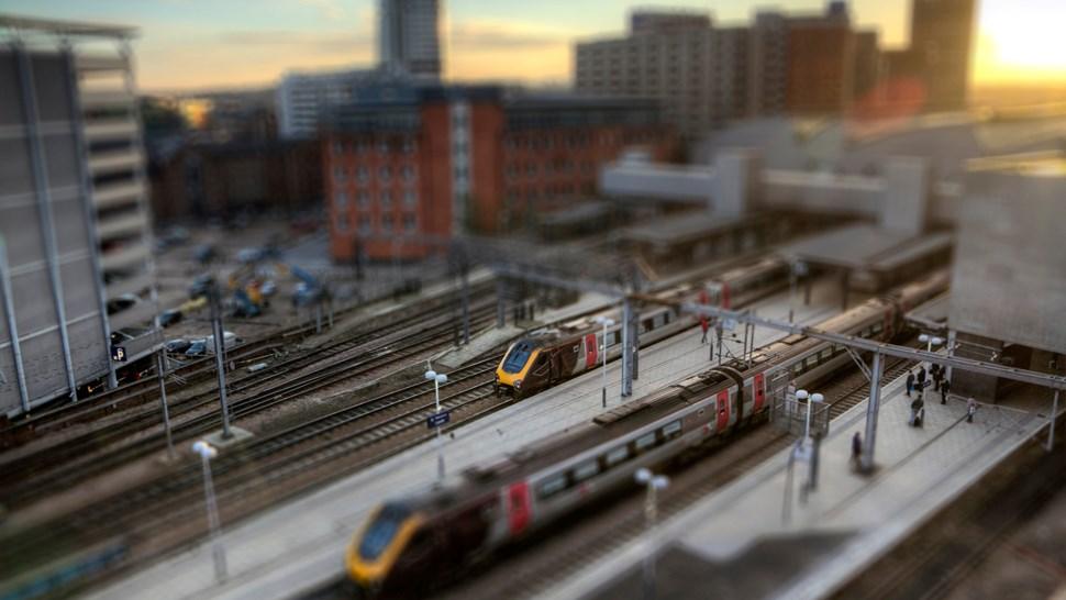 Leeds railway