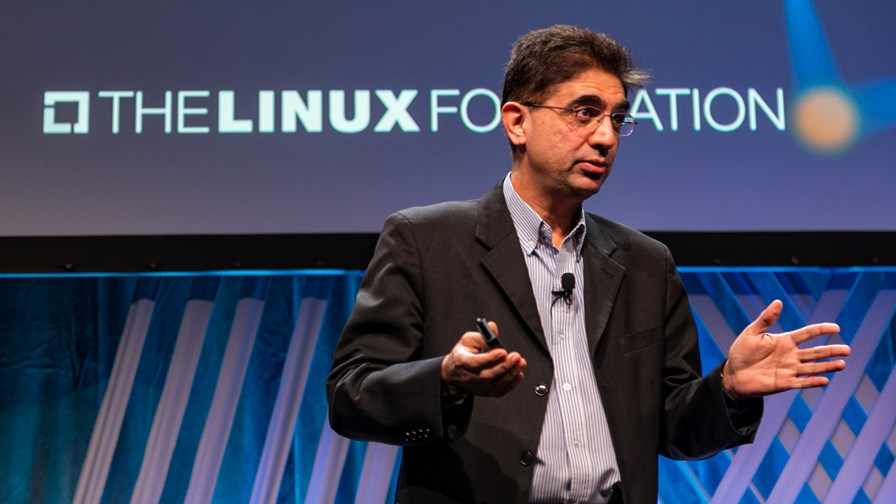 Arpit Joshipura © The Linux Foundation