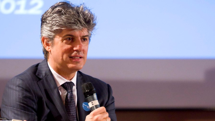 Marco Patuano, CEO, Telecom Italia © Flickr/cc-licence/Kate Riddle