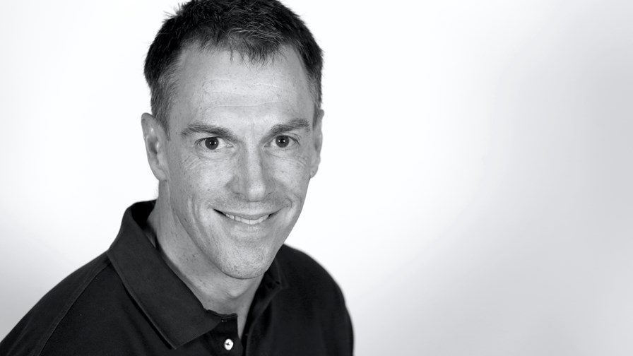 Mark Evans, Telefónica