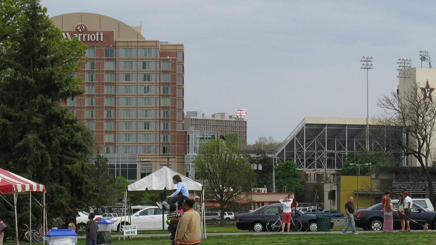 Marriott Nashville © Flickr/cc-licence/Zepfanman