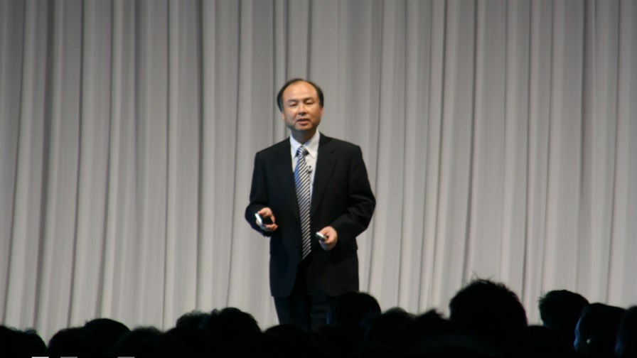 Softbank Founder, Masayoshi Son