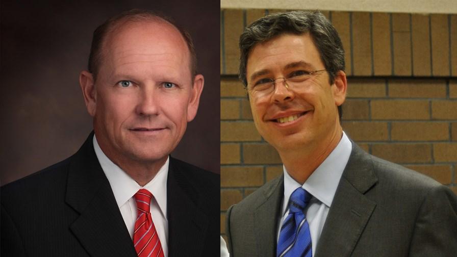 Mayors Joey Durel and Andy Berke © Flickr/cc