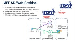 MEF aims to help telcos scale up for SD-WANs