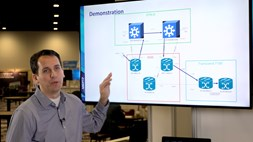 Windstream Demonstrates Automated Orchestration of MEF Services Across a Multi-Vendor Domain