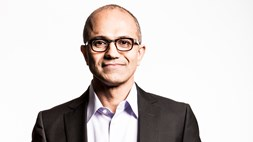 Microsoft CEO explains the push into mobile and the cloud
