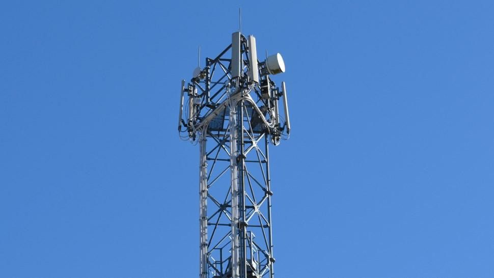 Mobile mast