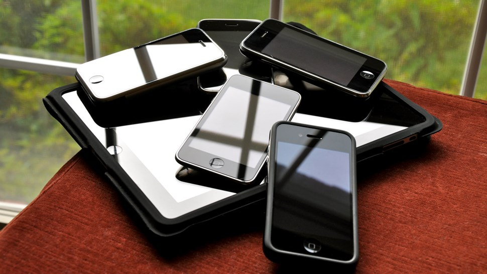 mobile-pile