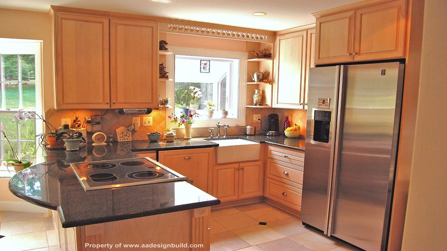 The modern kitchen is a reception blackspot via Flickr © A&A Design Build Remodeling, Inc. (CC BY-SA 2.0)