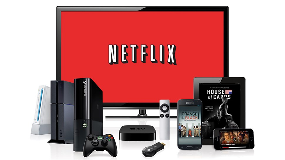 Netflix and devices