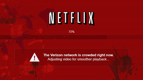Netflix gets an ally in its fight against Verizon, as Level 3 points the finger of blame