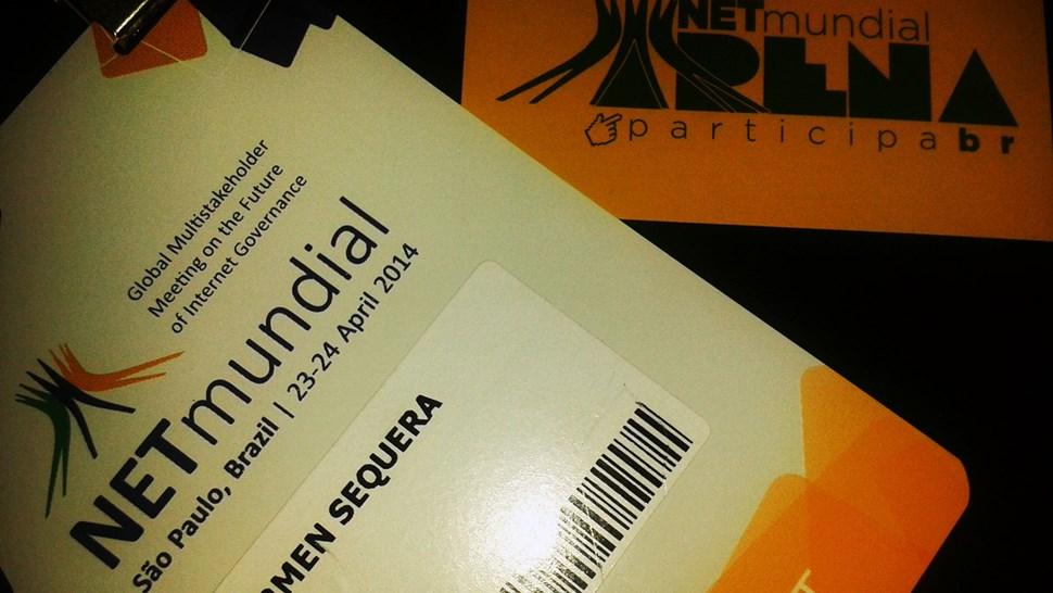 NetMundial Brazil event