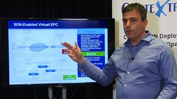 Proof of Concept: SDN Enabled Virtual EPC Gateway