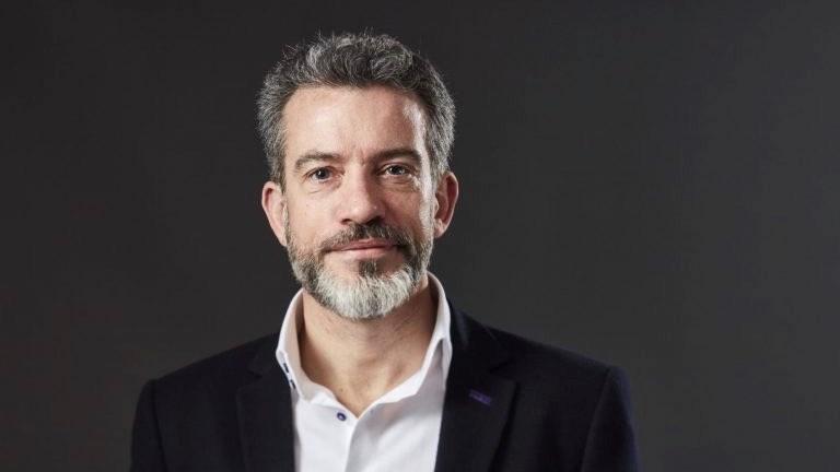 Vodafone UK CEO Nick Jeffery