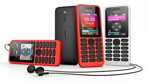 Microsoft's new €19 phone keeps the spirit of Asha alive