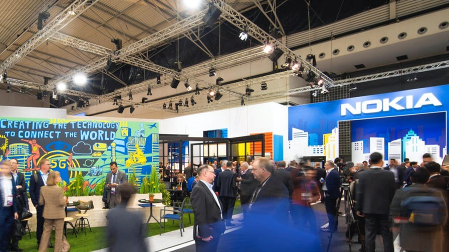 Nokia at MWC19 (picture courtesy of Nokia)