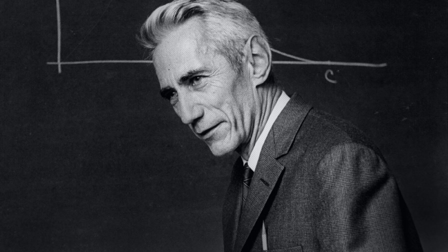 Claude Shannon, © Nokia Bell Labs