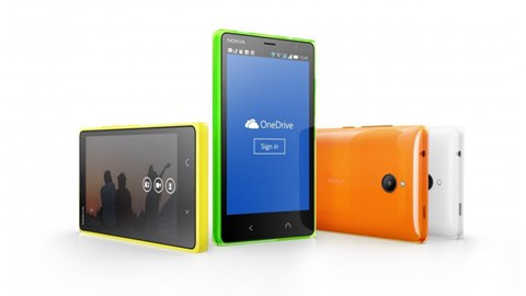 Microsoft continues with the Nokia X line