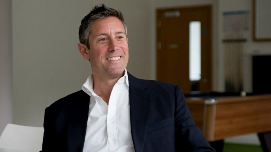 Russell Haworth, CEO, Nominet © Nominet