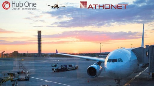 Private wireless going live at at Paris airports. Source: Athonet