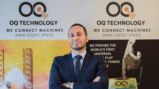 Omar Qaise, Founder of OQ Technology