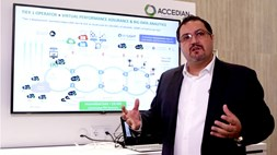 Proof of Concept: LTE/VoLTE Customer Experience Assurance - Mobile World Congress 2017